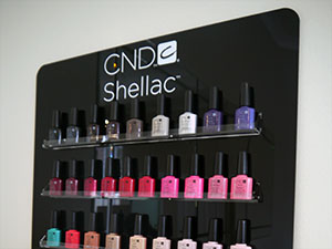 Shellac Polishes
